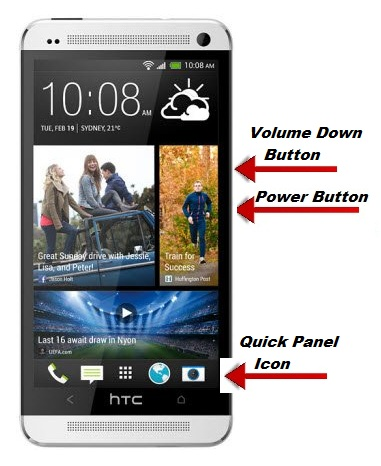 HTC One Max Phablet [02]
