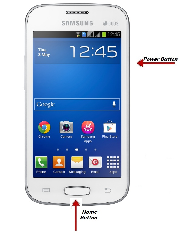 Samsung Galaxy Pro Mobile Phone