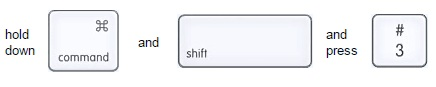 Mac Keyboard Button Keys