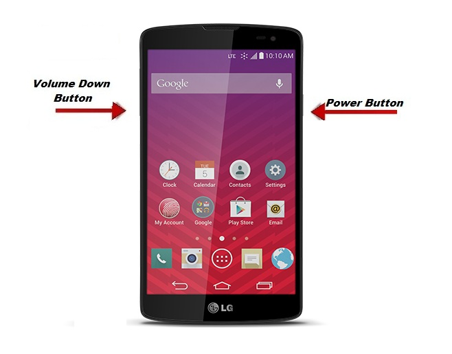 LG Tribute Mobile Phone