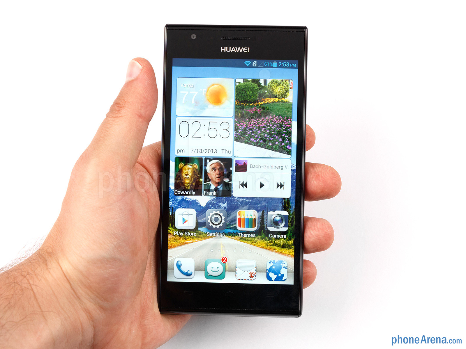Huawei Ascend Mobile Phone