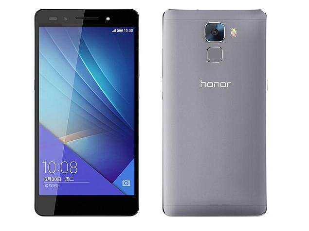 How to Capture Screenshot on Honor7i Mobile